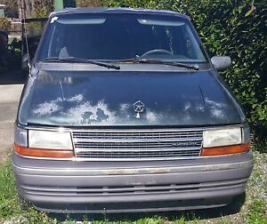 92 plymouth voyager