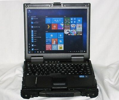 Fully Rugged Getac B300-H Toughbook,i5-2520M@2.5ghz,500gb,8gRam,CustomUbloxGPS