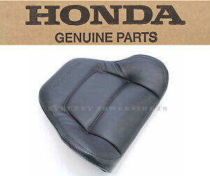New Passenger Backrest Genuine Honda 98-00 GL1500 A SE Goldwing OEM NH1  #q43