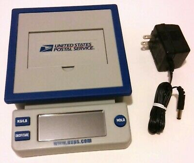 Rare Genuine New - United States Postal Service 10lb Digital Table Scale 2610