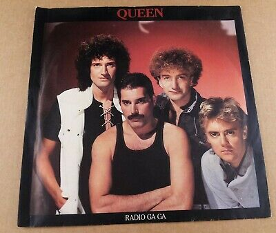 "Usado, Queen : Radio Ga Ga : Vintage 7"" Vinyl Single from 1984 segunda mano  Embacar hacia Spain"
