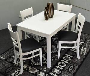 BEAUITIFUL BARGAIN BRAND NEW The IN BOX, SOLID 5 PC DINING SET Bankstown Bankstown Area Preview