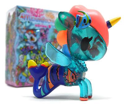 """Tokidoki MERMICORNO SERIES 2 ACQUARIA 3"""" Mini Vinyl Figure Unicorno Blind Box"""