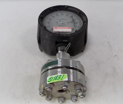 0-600KPa Boss Dixon R16-02R Compactor Regulator w//Wika Gauge 0-100 PSI