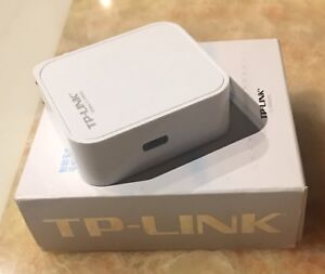 Mini WiFi Access Point/Router