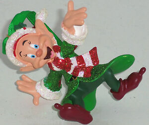 Disney-Dopey-Dwarf-Snow-White-Ornament-Christmas-Tree-Theme-Park-NEW