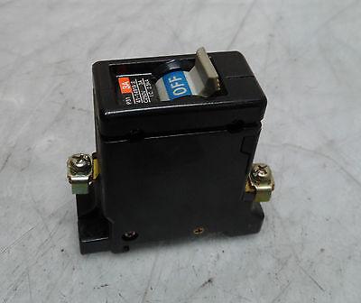 Fuji Electric Circuit Breaker,  CP31 3A, AC250V, Used, Warranty