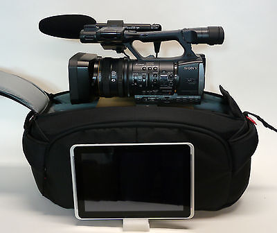 Pro 3DA1 camcorder bag for Panasonic MF3 PX270 HPX255 P2 AF1