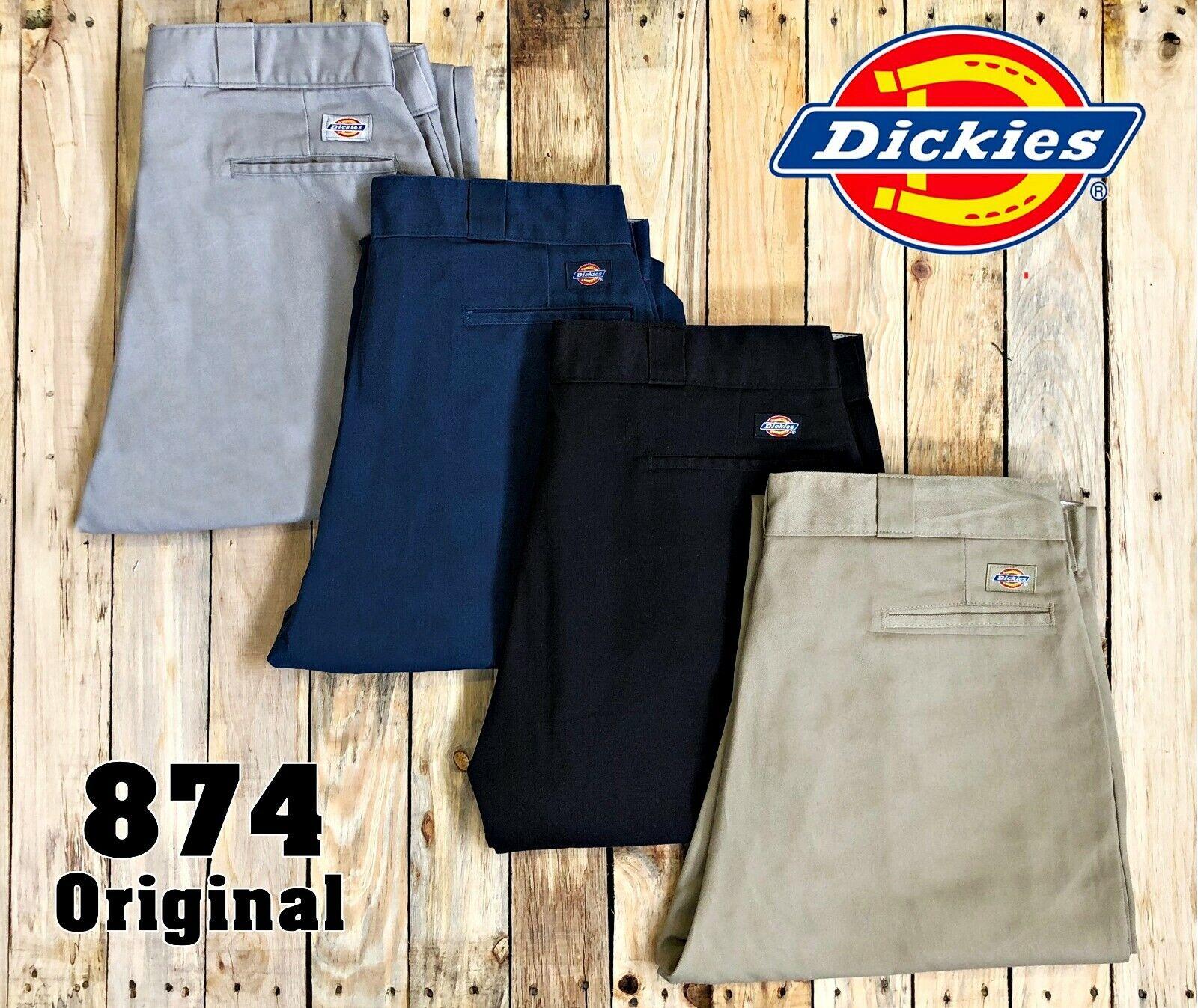 Pantalones Dickies 874 Original Fit Pantalones Pantalones Ropa De Trabajo W30 W32 W34 W36 W38 Ropa Calzado Y Complementos Aniversarioqroo Cozumel Gob Mx