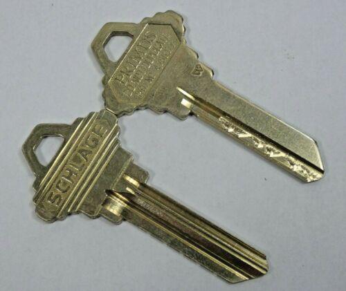 (2)  Schlage Primus 35-157-1007  Key-Blanks