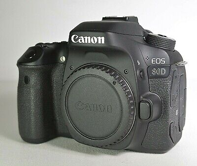 Canon 80D 24.2MP  Digital SLR Camera Kit with 2 lens