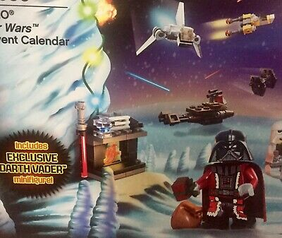 Lego 75056 2014 Limited Edition Christmas Star Wars Advent Calendar Retired New