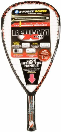 E FORCE BEDLAM X-150 RACQUETBALL  RACQUET  ~ New ~
