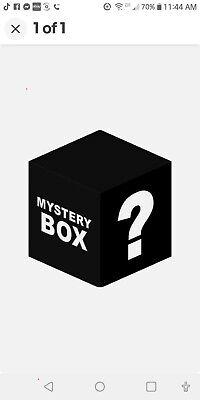 RANDOM BOX - ELECTRONICS, GENERAL, AUTO, HOUSEHOLD, 1-20 ITEMS