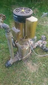 water pump Elizabeth Town Meander Valley Preview