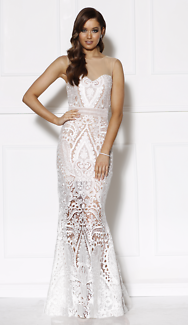BRAND NEW Grace And Hart Lace Dress Wear For Wedding Engagement