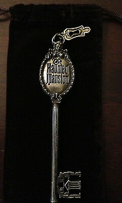 Disney Parks The Haunted Mansion Key  **FREE SHIPPING**