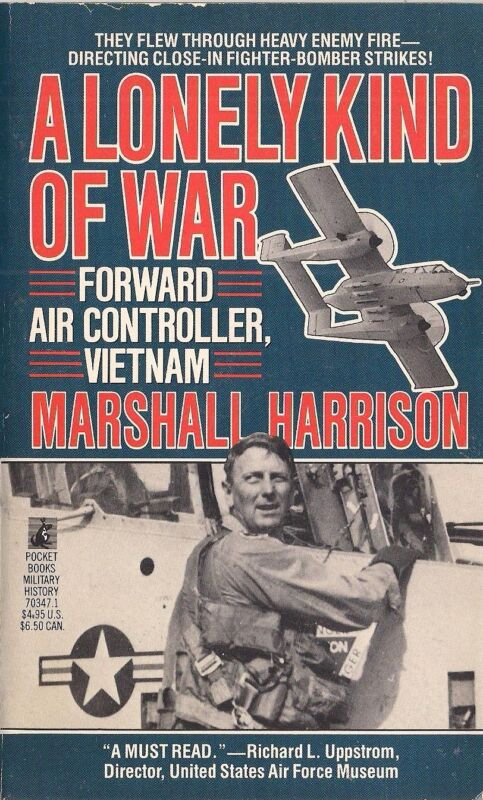 A Lone Kind Of War by Marshall Harrison