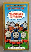 Thomas Friends VHS