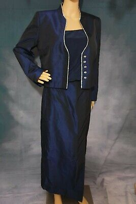 LUXUS!!!! Original ALEXANDER Kostüm/ Kleid!!!! 100% - Seide Kostüme