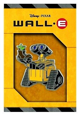Wall-E Trading Pin Disney Pixar Loungefly Wall E and Flying Eve Sliding WallE