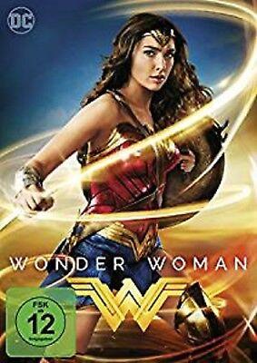 Wonder Woman DVD Kinofilm NEU OVP DC Universe