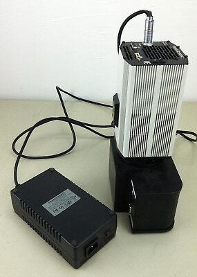Roper Scientific Photometrics Coolsnap K4 Ccd Camera Sigma12.8-4 Dg 28-70mm