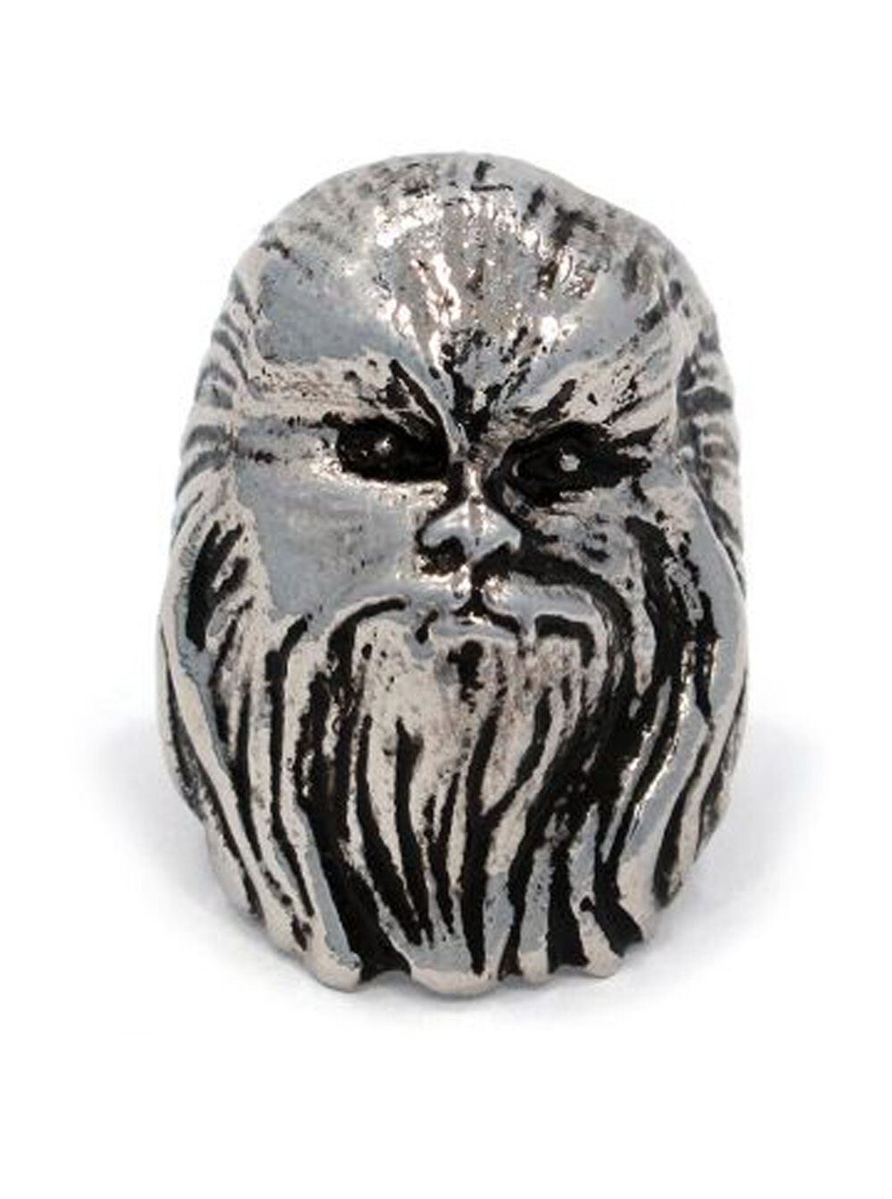 NEW Licensed Gift Star Wars CHEWBACCA Stainless Steel Ring b