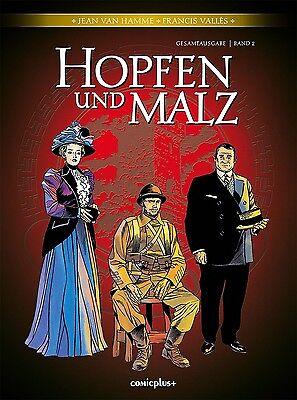 Hopfen und Malz - Gesamtausgabe 2   Comicplus+
