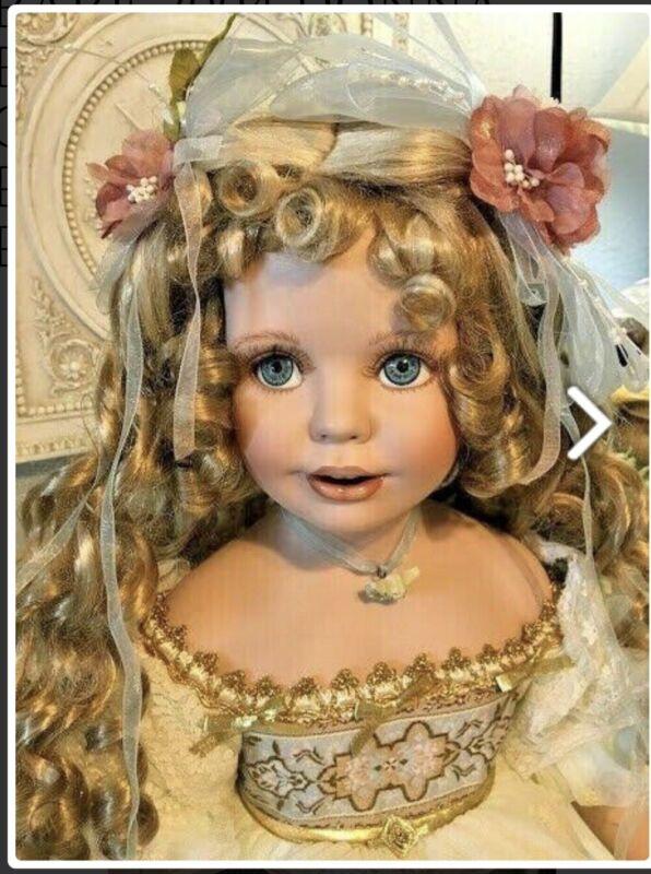 Rare Donna Rubert Doll