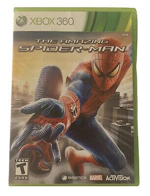 The Amazing Spiderman Microsoft Xbox 360