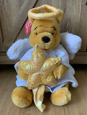 Disney Store Winnie The Pooh Christmas Tree Topper *NEW WITH TAGS*