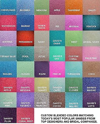 Colored Sand 6oz (1/2 cup Vol) Colors like Bridal Companies ~ Unity - Sand Wedding Ceremony