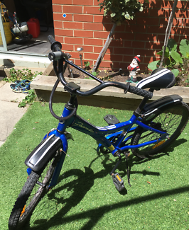 Kids Bike (blue), 2007 Giant Frantic Port Melbourne Port Phillip Preview