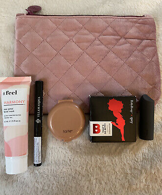 Ipsy Glam Bag 5 PC Lot - Betty Boop, Tartar, Bite, Feel & Illamasqua - NEW!