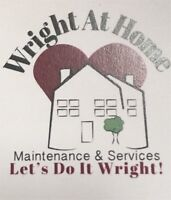 Home repairs, maintenance & services