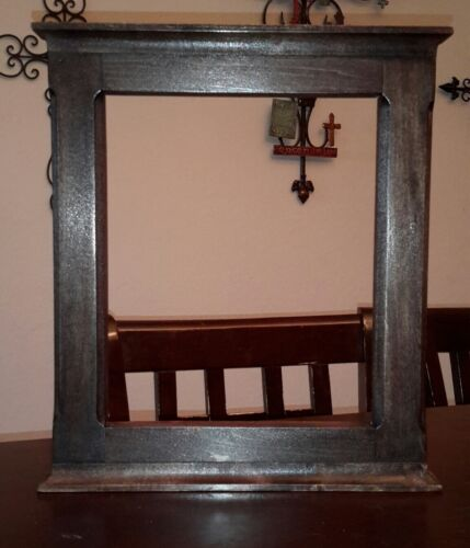 Italian Renaissance Style Tabernacle Picture Frame 8x10