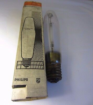Philips Ceramalux C250S50 250W ED-18 Clear High Pressure Sodium Lamp Light Bulb