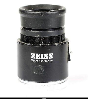 Zeiss West  Microscope Eyepieces 10x22b