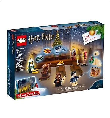 New & Sealed ~ LEGO Harry Potter Christmas Holiday Advent Calendar 75964