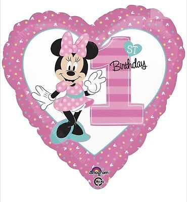 Minnie Mouse 1st Birthday 18