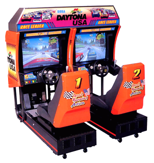 Wanted: Empty Racing Arcade Cabinet Wanted