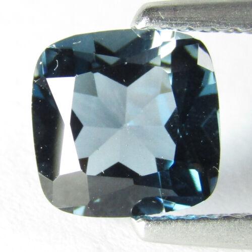 1.68Ct Genuine Natural London Blue Topaz Oval Shape 7mm Collection Ref VDO