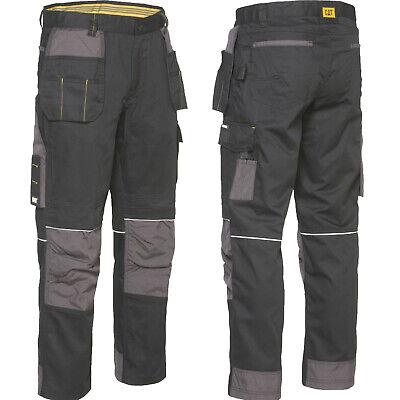 Caterpillar Work Pants Mens Skilled Ops Pant Carpenter Tool Pockets 1810002 (Carpenter Pant)