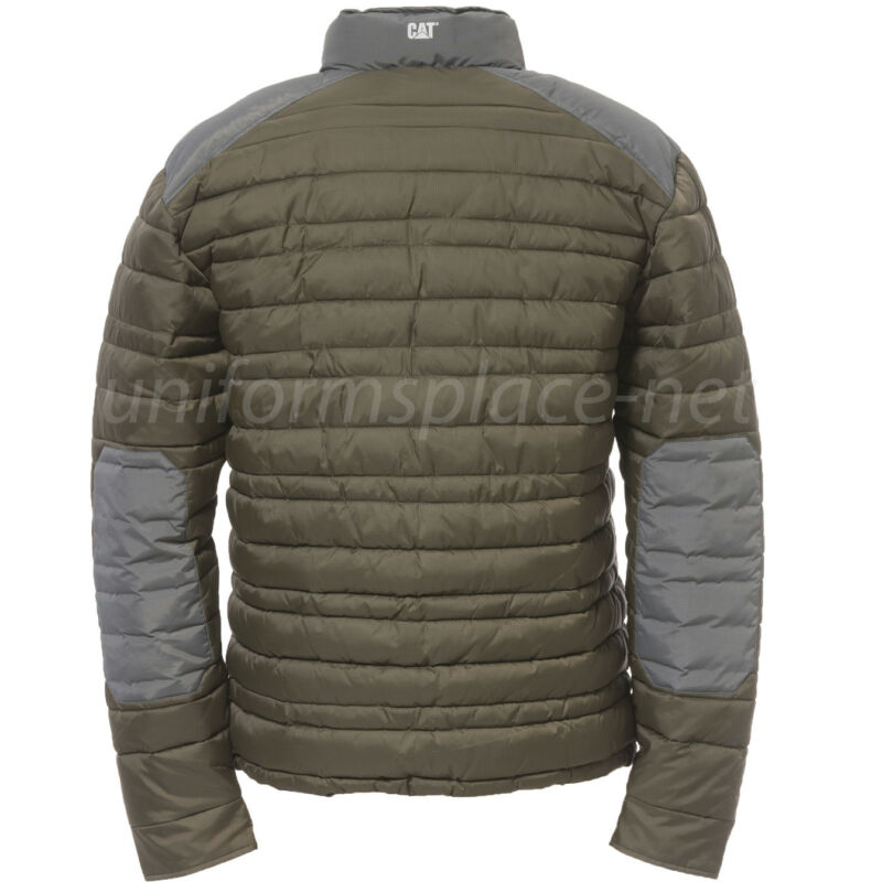 a59888468 ... Caterpillar Jacket Mens CAT Insulated Defender Lined ripstop Jackets  1310014 фото