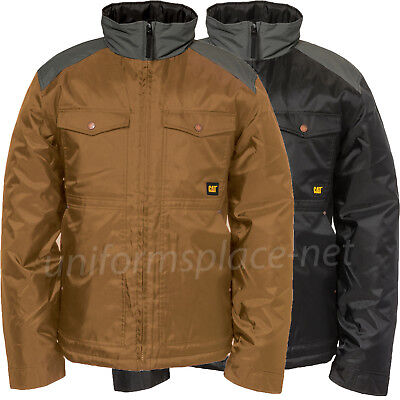 Caterpillar Water Resistant Jacket Harvest Insulated Lined Jackets 1310055