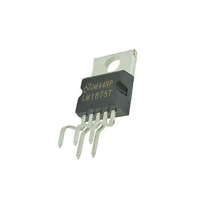 1pcs Ic Lm1875t Amp Audio Pwr 30w Ab To220-5 Ca New