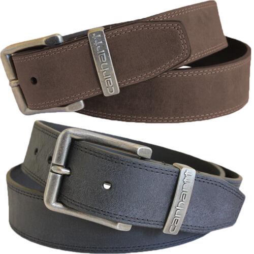 Carhartt Leather Belt Men