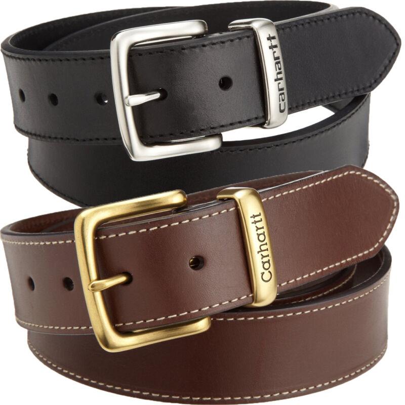 Carhartt Leather Jean Belt Men