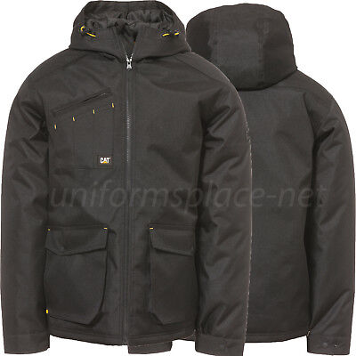 Caterpillar Water Resistant Jacket Battleridge quilted insulated Lining Jackets